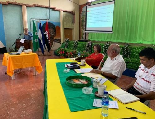 Presentación del Modelo de Economía Creativa y Emprendedora, en Juigalpa, Chontales