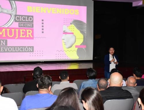 """Cinemateca inicia jornada de cine """"Mujeres en Revolución"""""""