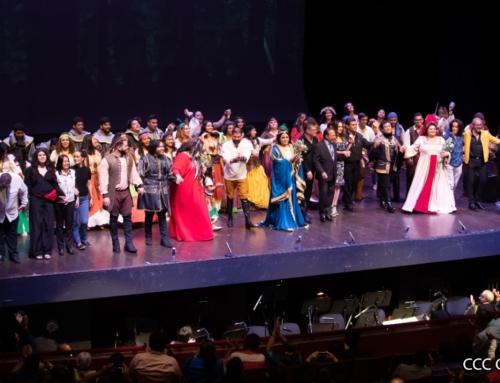 """Ópera """"El Trovador"""" deleita desde el Teatro Nacional Rubén Darío"""