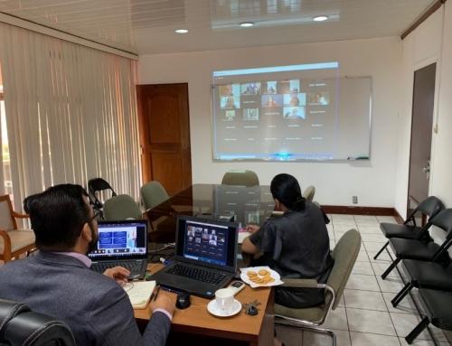 PAÍSES DEL SICA SOSTIENEN ENCUENTRO VIRTUAL CON CÁMARA DE COMERCIO ELECTRÓNICO DE COLOMBIA