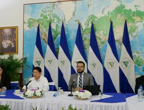 CUARTA SESIÓN VIRTUAL CON REPRESENTACIONES DE ORGANISMOS NO GUBERNAMENTALES NACIONALES E INTERNACIONALES