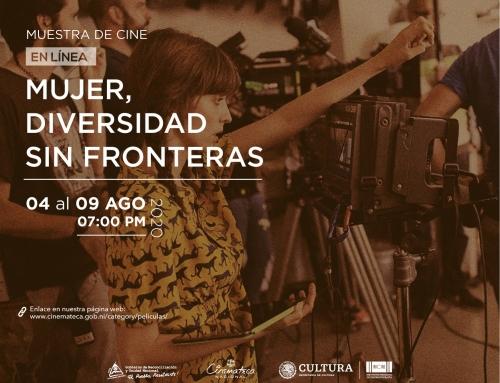 Se da a conocer la nueva muestra de cine de La Cinemateca Nacional: Mujer, diversidad sin fronteras