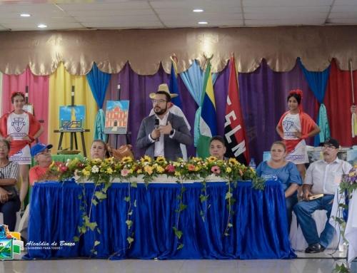 Instalación de las Comisiones Locales de Economía Creativa en los municipios del departamento de Boaco.