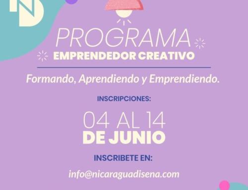 Programa Emprendedor Creativo ND, fomentando el emprendimiento