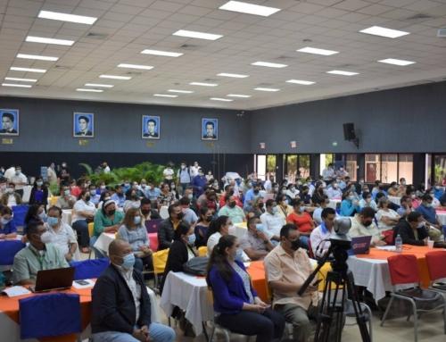 Realizamos primer encuentro de red nacional de mentores Nicaragua Creativa