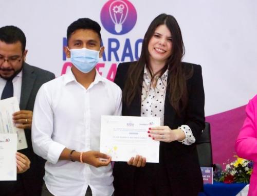Entregan reconocimientos a ganadores del Rally Latinoamericano de Innovación 2021